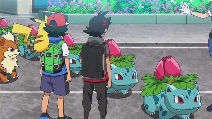Capítulo 3 del anime de Pokémon