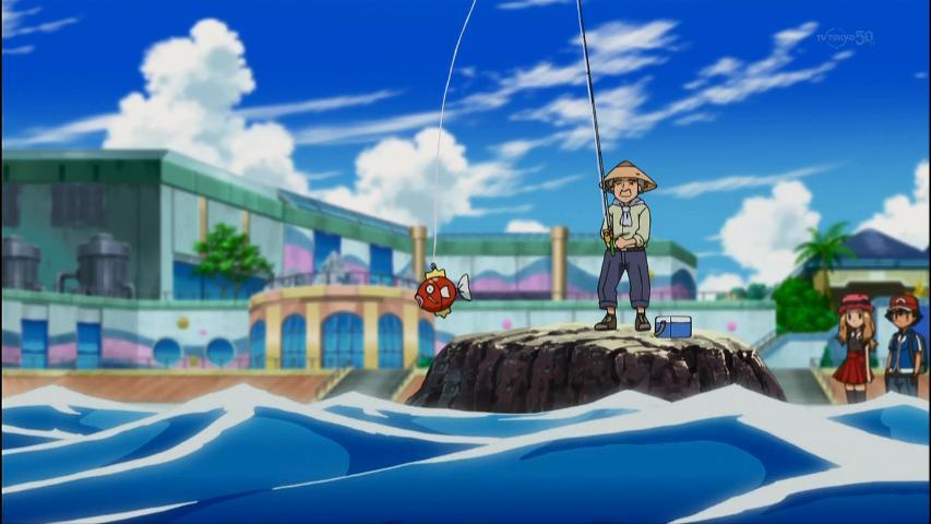 ポケットモンスター XY「黄金のコイキングを釣り上げろ!!」 第00話  019.jpg
