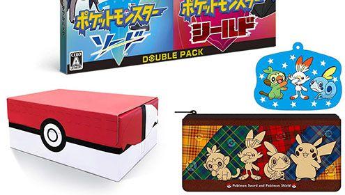 【レア】ポケモン剣盾ダブルパック「Amazonプライムデー限定セット」発売!特別ボックスなどが付属