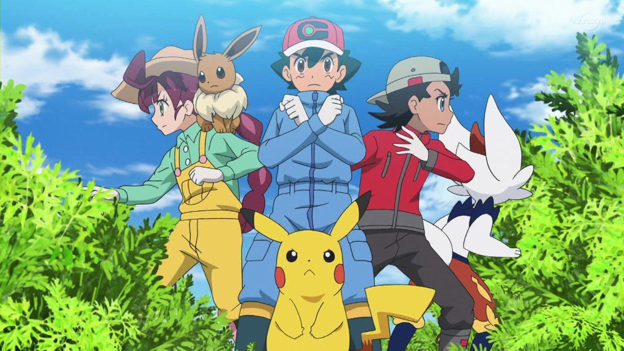 Anime Viajes Pokémon 52