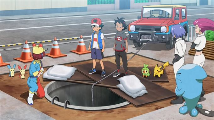 Pokémon Viajes Capítulo Episodio 61