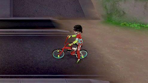 ポケモン 剣 盾 自転車